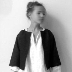 Bouse mixte veste